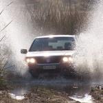 Splashing  by Sudev