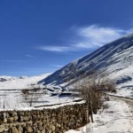 Ladakh Snow by Juban